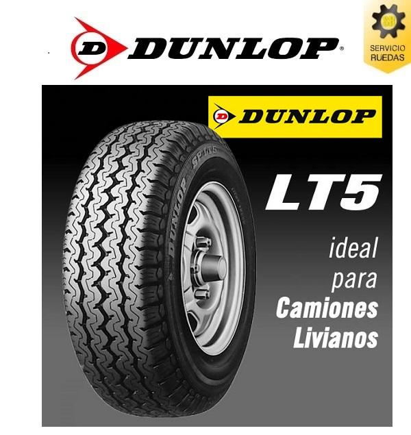 DUNLOP LT5_II