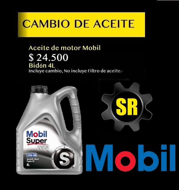 Cambio de aceite_II