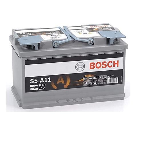 80AH Bosch AGM_I